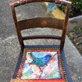 Indigo Bunting Chair